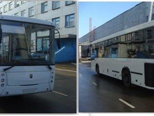 НЕФАЗ5299-30-42 на КПГ Евро-4