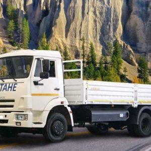Бортовой автомобиль KAMAZ-4308-6067-28 (R4) (4х2)