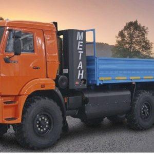 Бортовой автомобиль KAMAZ-43118-3861-32